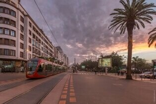 Tram way casablanca 2©Mustapha Lahrouchi1